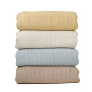 Crib Blankets- Rayon from Bamboo