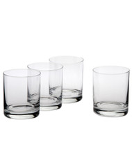 Distiller Classic Double Old Fashioned Glass (Set of 4) W6820