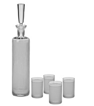 Crystal Vodka Decanter Gift Set W7383