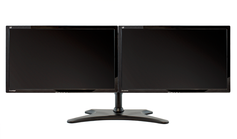 "Dual 21.5"" Wide LCD Monitors (16:9), 1920X1080, with Flex Stand DS-2200WB"