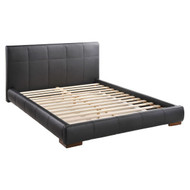 Amelie Bed King Black -800210-1
