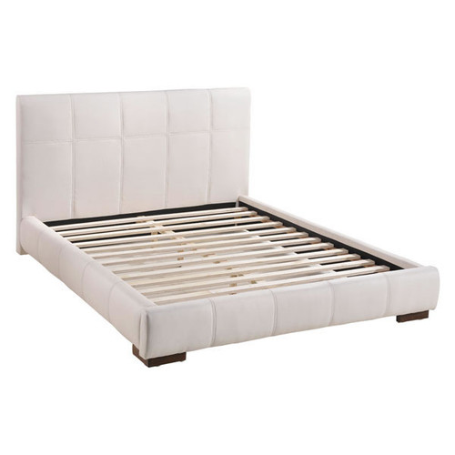 Amelie Bed Queen White -800201-1