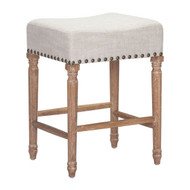 Anaheim Counter Stool Beige (Set Of 2) -98604-1