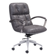 Avenue Office Chair Vintage Gray -100447-1