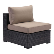 Bocagrande Middle Chair Brown -701624-1