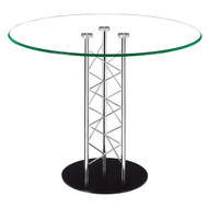 Chardonnay Dining Table Chrome -121111-1