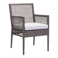 Coronado Dining Chair Cocoa & Light Gray (Set Of 2) -703820-1