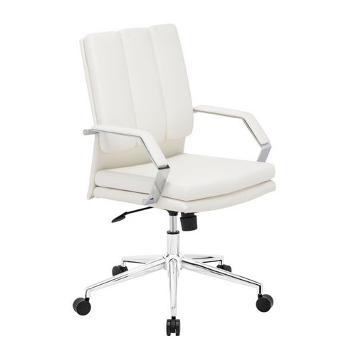 Director Pro Office Chair White -205325-1