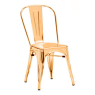 Elio Dining Chair Gold (Set Of 2) -108060-1