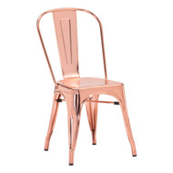 Elio Dining Chair Rose Gold (Set Of 2) -108061-1