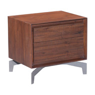 Perth End Table Chestnut -100585-1