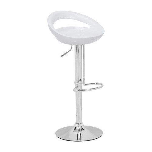 Tickle Barstool White -300022-1