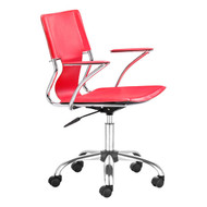 Trafico Office Chair Red -205184-1