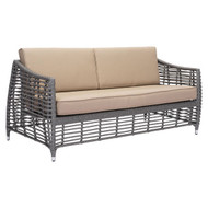 Trek Beach Sofa Gray & Beige -703827-1