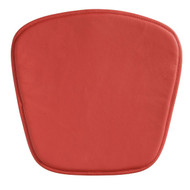 Wire/Mesh Chair Cushion Red -188006-1