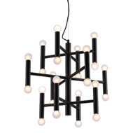 Alton Ceiling Lamp Black -56061-1
