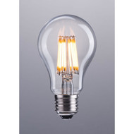 E26 Bulb, A19, 8W, LED, 100X60mm, Clear -P50024