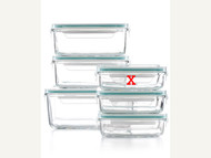 Martha Stewart Food Storage Container Set 10 PC