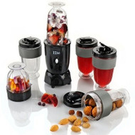 17-Piece Elite 300-Watt Personal Drink Blender Set by MaxiMatic MEPB1800300W