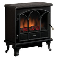 1500W Large Stove Style Electric Fireplace Space Heater DLSHB14176