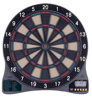 Electronic Dartboard Dart Game with 6 Soft-Tip Darts ADT100DG