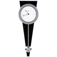 Contemporary Wall Clock with Functional Pendulum Design CPSWC75991