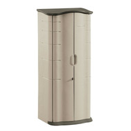 Heavy Duty Vertical Outdoor Cabinet Weather Resistant Storage Shed PVOS2045183