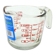 16 Oz Measuring Cup, Blue Label 55177OL1
