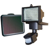 Outdoor 60 LED Solar Motion Light - No Wiring Required SLEDL36812