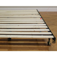 King size Solid Wood Bed Slats - Made in USA KBS52158418