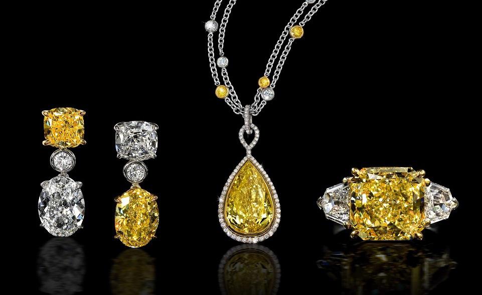 gem necklaces
