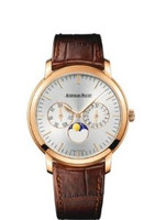 Audemars Piguet Audemars Jules Audemars Moon-phase Calendar Automatic Silver Dial Watch 26385or.oo.a088cr.01.a