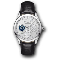 Jaeger-LeCoultre Master 8 Days Perpetual Steel Watch 1613401