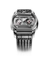 Chopard L.U.C Engine One H Tourbillon Titanium Watch 168560-3001
