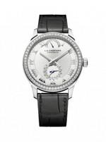 Chopard L.U.C Quattro Diamonds WG Watch 171926-1001