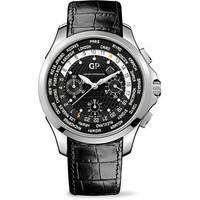 Girard-Perregaux Traveller Chronograph Steel Men's Watch 49700-11-631-BB6B