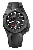 Girard-Perregaux Sea Hawk Black Ceramic Men's Watch 49960-32-632-FK6A