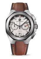Girard-Perregaux Chrono Hawk Steel Men's Watch 49970-11-131-HDBA