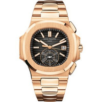 Patek Philippe Nautilus Chronograph RG Watch 5980/1R-001