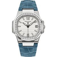 Patek Philippe Nautilus Diamonds WG WoWatch 7010G-011