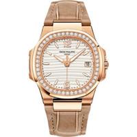 Patek Philippe Nautilus Diamonds RG WoWatch 7010R-011