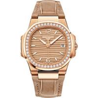 Patek Philippe Nautilus Diamonds RG WoWatch 7010R-012