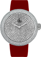 Jacob & Co. Watches Brilliant Pave Brilliant Pave 210.020.10.RD.RD.3RD