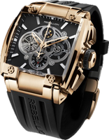 Rebellion RE-1 Chronographe Full Gold RE 1 Chronographe Full Gold