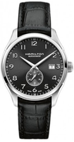 HAMILTON JAZZMASTER SMALL SECOND BLACK