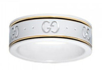 Gucci CORINDONE Ring Gold Size 54