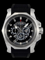 Orefici Gladiatore Chronograph SS Watch ORM2C4801