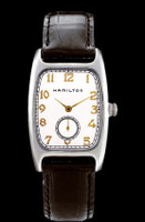 Hamilton Timeless Classic Boulton Quartz Watch