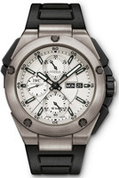 IWC Ingenieur Double Chronograph Titanium Watch IW386501