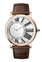 Cartier Rotonde Mysterious Hours RG Watch W1556223